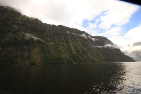 neroyfjord: Rugged mountains in the sound