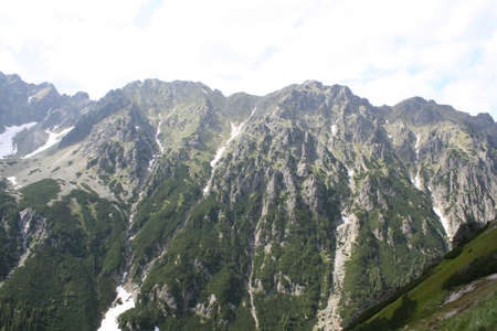 Polish mountain photo
