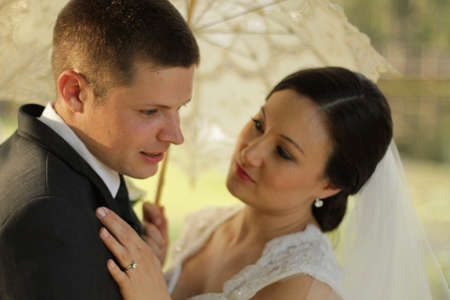 Caring Bride