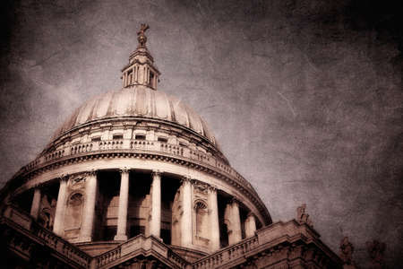 st  paul   s cathedral: St  Paul s Cathedral Stock Photo