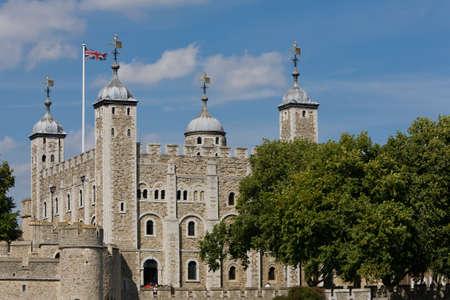 Tower of London, England Reklamní fotografie