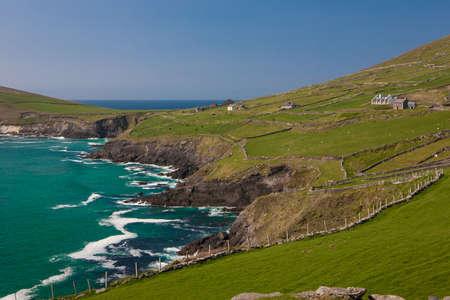kerry: Slea Head, Dingle Peninsula, Kerry, Ireland Stock Photo
