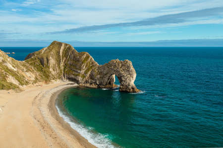 Durdle Dor, Dorset, England Stock Photo