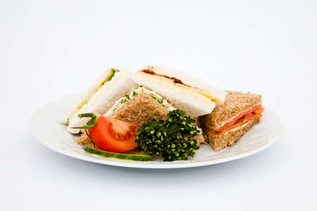 Sandwiches frais  Banque d'images - 25022651