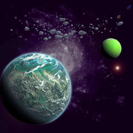 neptun: Galaxy