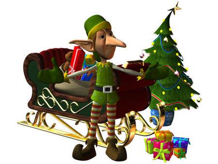 Toon Elf photo