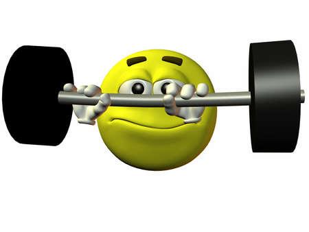 Smiley Sports photo