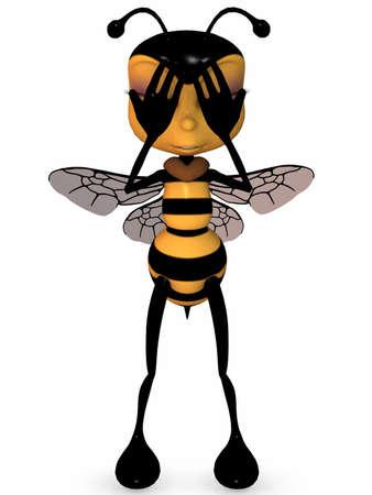 Honey The Toon Bee
