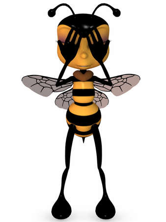 toons: Honey The Toon Bee
