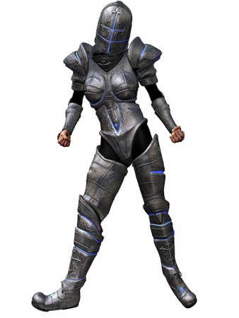nobleman: Female Knight