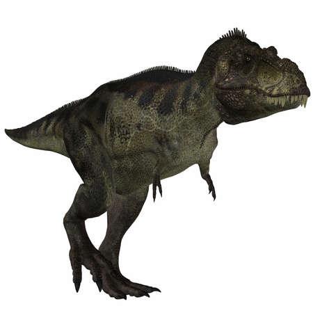 caudal: Tyrannosaurus - 3D Dinosaur