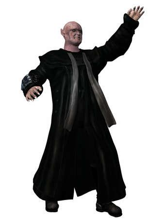 Vampire - 3D Figure photo