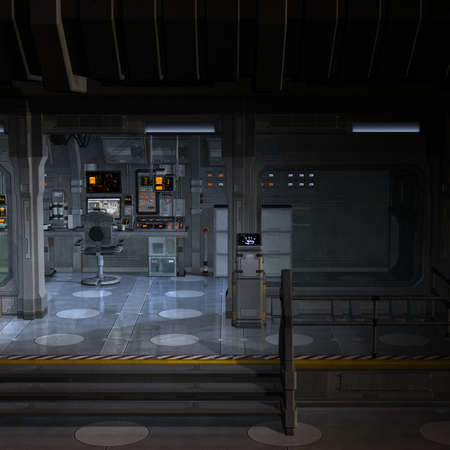 cohetes: -Dentro de la Estaci�n Espacial