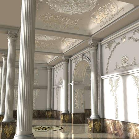 Great Luxury Hall