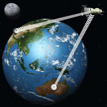 geosphere: World Communication