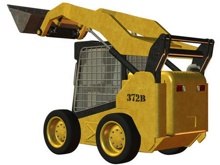 skid loader: Skid Steer Loader