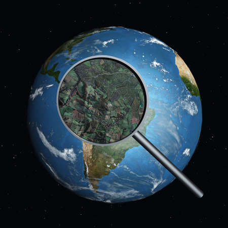 geosphere: You Are Observed