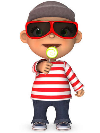 Cool Toon Baby