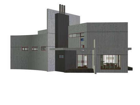 Modern House photo
