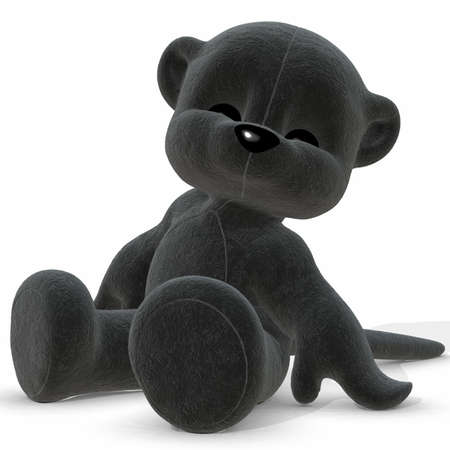stare: Cute Teddy - Toon Figure