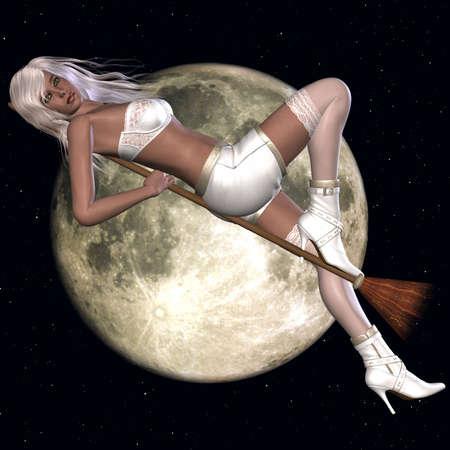 Sexy Witch photo