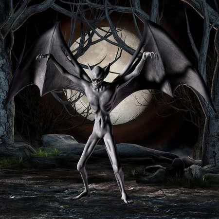 Vampire - Halloween Figure photo
