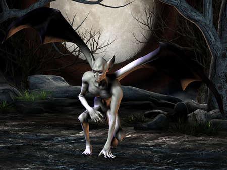 Vampire - Halloween Figure