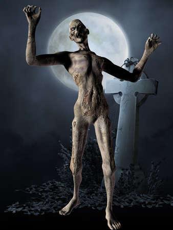 macabre: Zombie - Halloween Figure