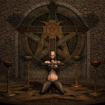 terrific: Vampire Hunter - Halloween Figure