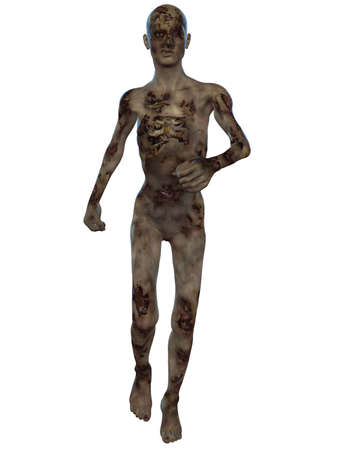 intense: Zombie - Halloween Figure