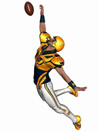 american football helmet collection: Football Player