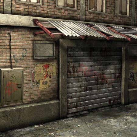 alejce: Dead End Scene Alley