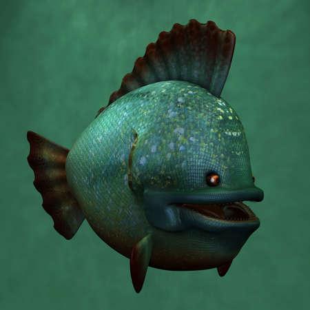 piranha: Toon Piranha