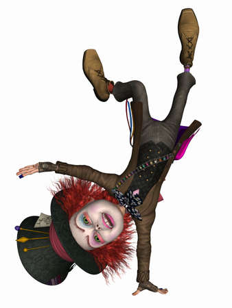 enano: Toon Fantasy figura
