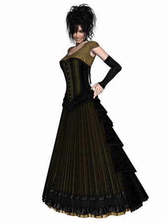 Victorian Kleidung
