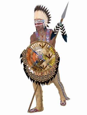 traditional weapon: Native American Indian - Cheyenne