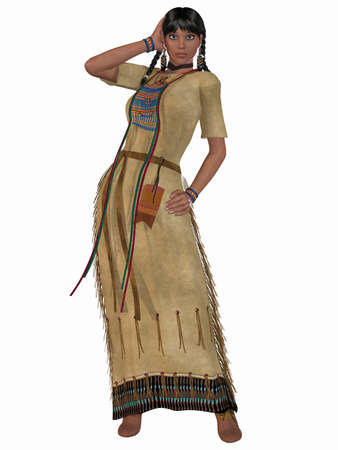 swarty: Native American Indian - Cheyenne