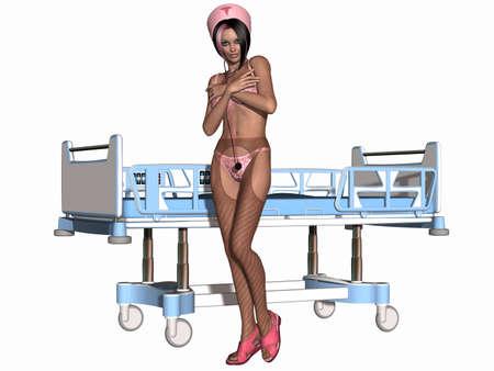 Sexy Nurse photo