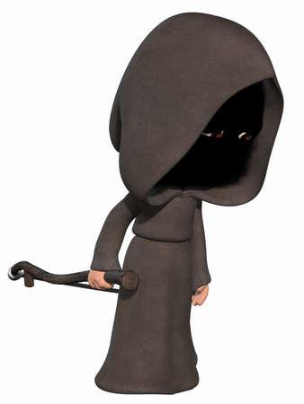 grim reaper reaper: Cartoon Grim Reaper
