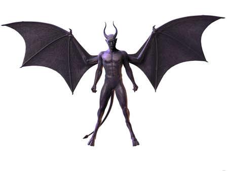 infierno: Diablo - figura de horror