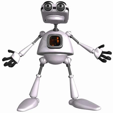 Toon Robot  photo