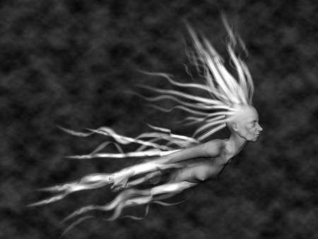 Female Ghost photo