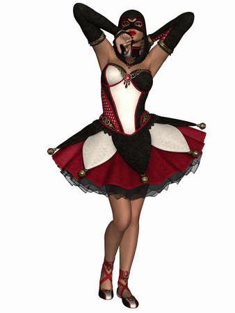 harlequin: Beauty Jester