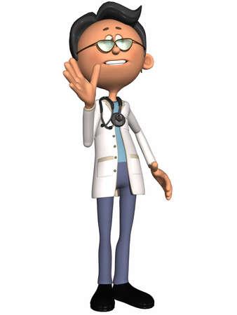poser: Toon Figure - Medical