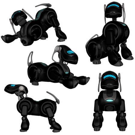 Robot Dog photo
