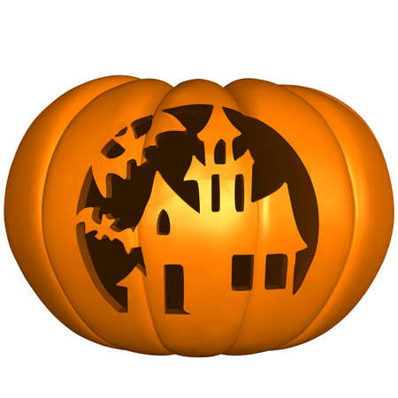 Halloween Pumpkin photo