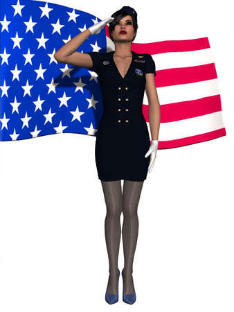 sexy army: Military Girl