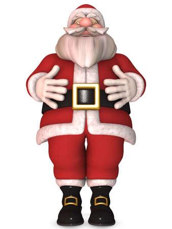 toon: Toon Santa Claus
