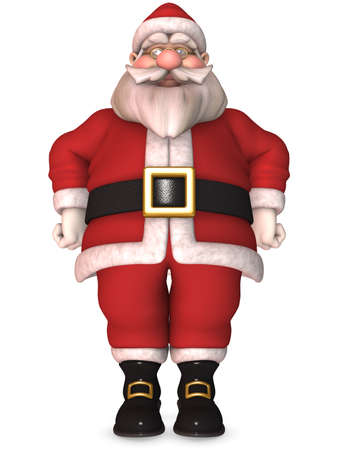Toon Santa Claus Stock Photo - 11020833