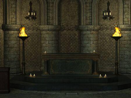 Fantasy Background Imagens